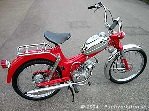 Puch Florida, MV 50 DKF - 1973