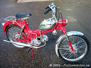 Puch Florida, MV 50 DKF - 1969