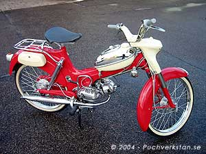 Puch California, VS 50 KF 1961
