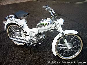 Puch Florida, MV 50 KF - 1963