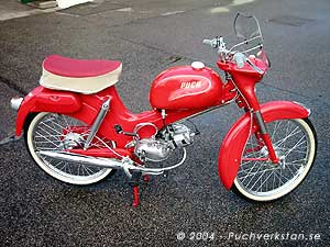 Puch Arizona, VS 50 SKF - 1961