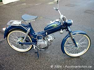 Puch MS Automatic, MS 50 KA - 1968