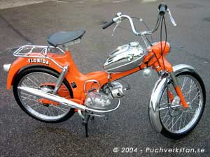 Puch Florida, MV 50 DKF - 1971