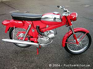 Puch Dakota Sable - 1968 (USA)