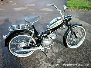 Puch Florida, MV 50 KF - 1965