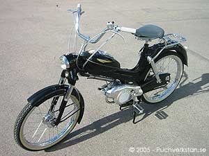 Puch MS 50 L - 1959
