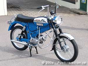 Puch Dakota, VZ 50 V3 - 1979