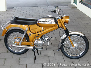 Puch Dakota, VZ 50 V3 - 1972