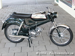 Puch Dakota, VZ 50 - 1966
