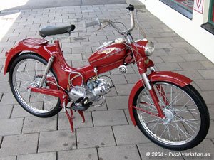 Puch MS 50 L - 1956