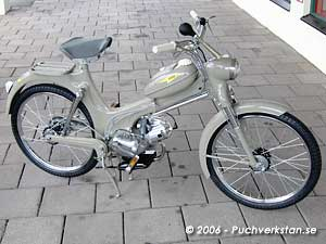 Puch MS 50 - 1955