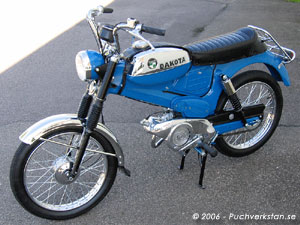 Puch Dakota, VZ 50 K - 1975