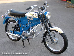 Puch Dakota, VZ 50 V3 - 1978