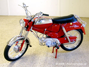 Puch Dakota, VZ 50 - 1969