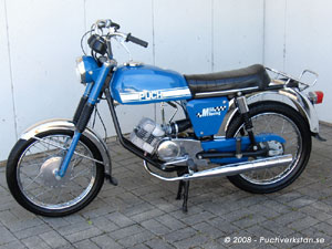 Puch M50 Racing - 1975