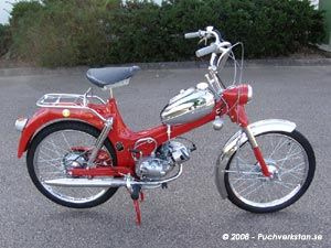 Puch Florida, MV 50 DKF - 1967