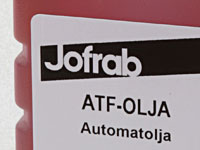 ATF-olja 250ml.