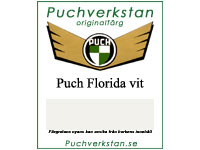 Lack, Puch Florida vit Spray