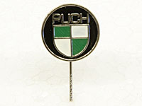 PUCH pin. 20mm diameter. NOS