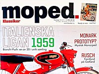Moped Klassiker, nr 1/2014