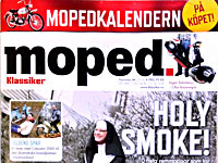 Moped Klassiker, nr 4/2014