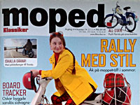 Moped Klassiker, nr 1/2015