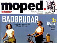 Moped Klassiker, nr 3/2015