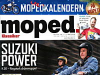 Moped Klassiker, nr 4/2015