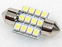 Lampa S8 LED 12 dioder 31mm
