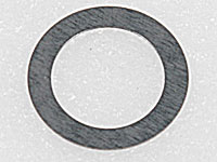 Shims 0,2mm Drevaxel 18/12,5/0,2