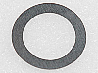 Shims 0,1mm Drevaxel 18/12,5/0,1