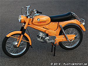 Puch Colorado, VZ 50/3 - 1971