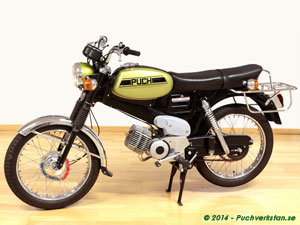 Puch Sport, VS 50 S - 1957